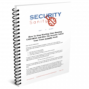 Get Unlikely Security Leadership Tips In Your Inbox — Every
